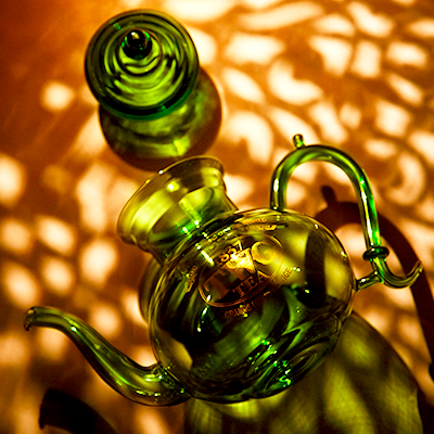 Charmer Teapot in Green (1L)