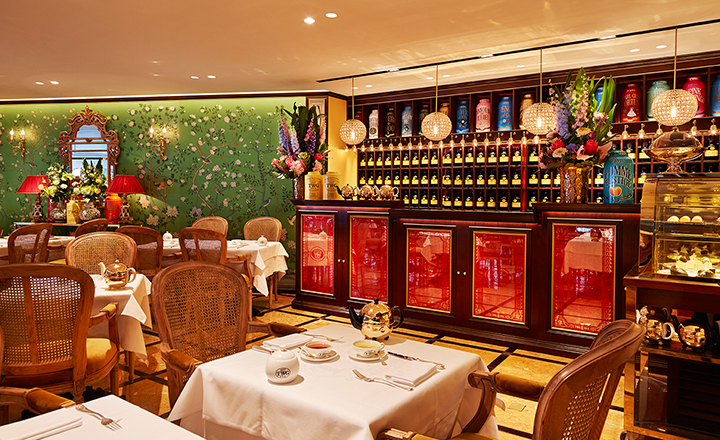 TWG Tea on the Bay at Marina Bay Sands