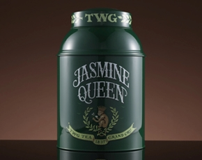 Collector's Tea Tin, Jasmine Queen Tea, 1kg