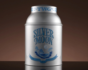 Collector's Tea Tin, Silver Moon Tea, 1kg