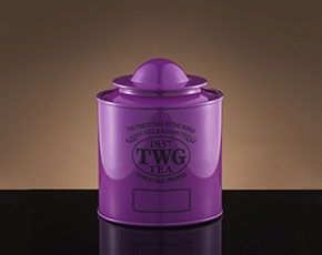 Saturn Tea Tin in Violet (100g)