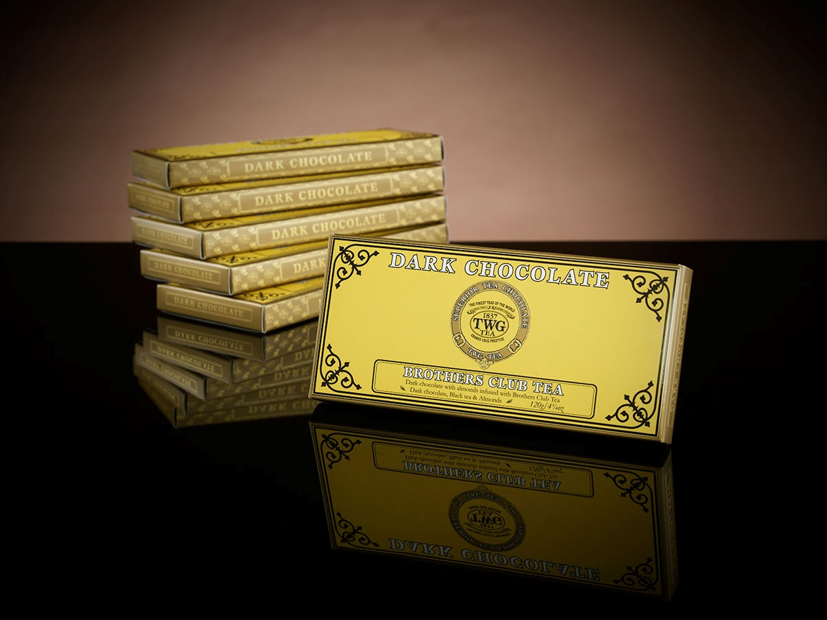 Brothers Club Tea Chocolate Bar