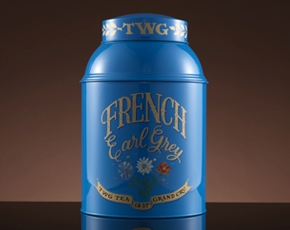 Collector's Tea Tin, French Earl Grey, 1kg