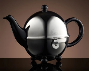 Design Teapot in Black (500ml)