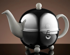 Design Teapot in White (900ml)
