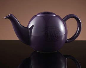 Design Orchid Teapot in Violet (500ml)