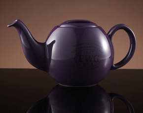 Design Orchid Teapot in Violet (900ml)