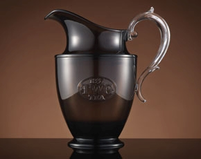 Iced Tea Carafe in Brown