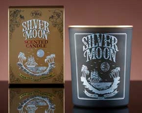 Silver Moon Tea Scented Candle