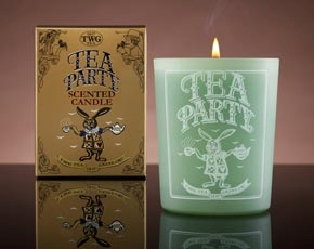 Tea Party Tea Scented Candle